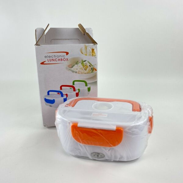Electronic Heating Lunch Box Food Warmer Portable Travel Heater Container New $22.09