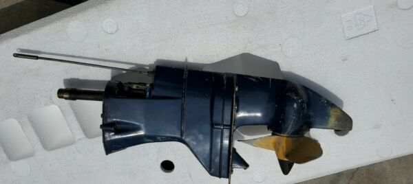 80#x27;S HONDA OUTBOARD 7 1 2hp 10hp LOWER UNIT MIDSECTION DRIVESHAFT COMPLETE $249.95