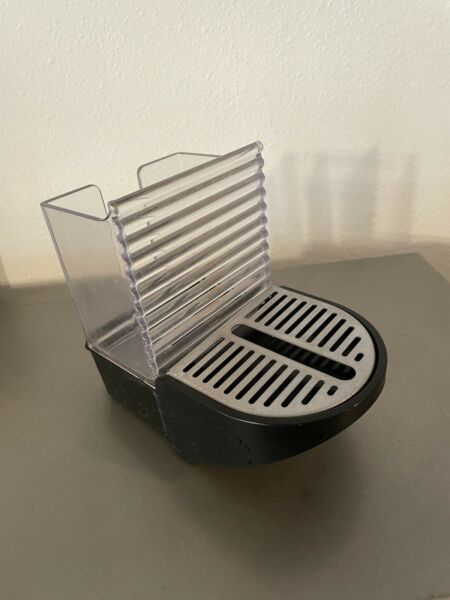 Nespresso PIXIE C60 Drip Tray And Capsule Container Original Pre Owned Part