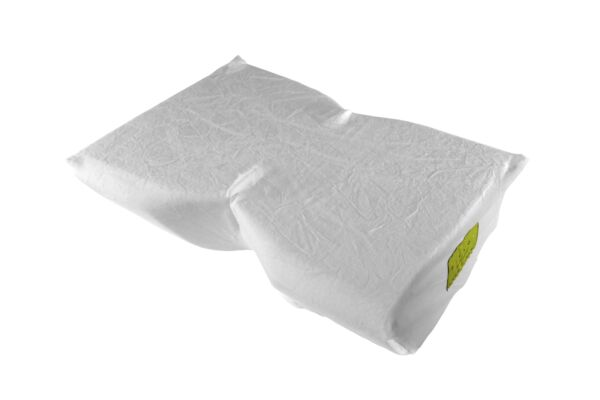 PILLO1 Side Sleeper Latex Pillow Therapeutic Cervical Pillow Neck Cradle $109.00