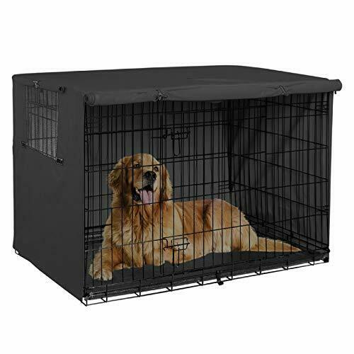 48quot; Extra Large Giant Breed Dog Crate Kennel XL Pet Wire #x27;Cage#x27; not include $49.35