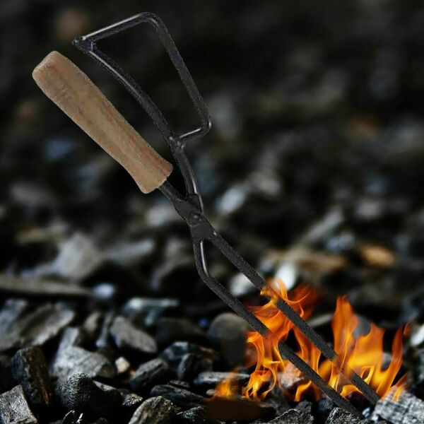 Barbecue Carbon Clip Durable Barbecue Charcoal Clip Kitchen Supplies Tool $22.15