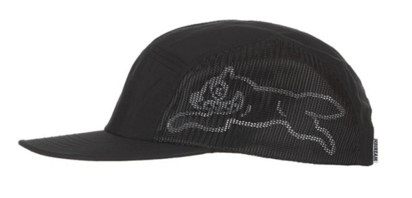 ICECREAM BBC Stow Away Panel Hat 411 5803 Black 2021 Brand New Withtags