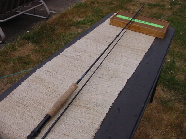 St Croix Pro Graphite Fly Rod 9#x27; 2 piece 5 6 weight EXCELLENT CONDITION