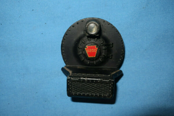 Lionel Boiler Front numbered 6200 within Keystone Herald for #671 #681 #2020 $17.95