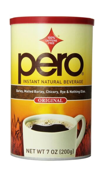 Pero Instant Beverage 7 Oz Packaging May Vary Basic Pack Quantity 1 Useful $14.54