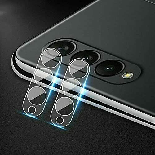 For Samsung Galaxy Z Fold 3 HD Camera Lens Tempered Glass Film Screen Protector