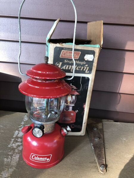 COLEMAN MODEL 200A DATED November 1977Very Good Condition $185.00
