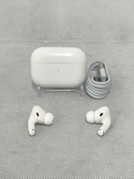 Apple AirPods Pro Wireless Individual Components: Right Left Charging Case $59.99