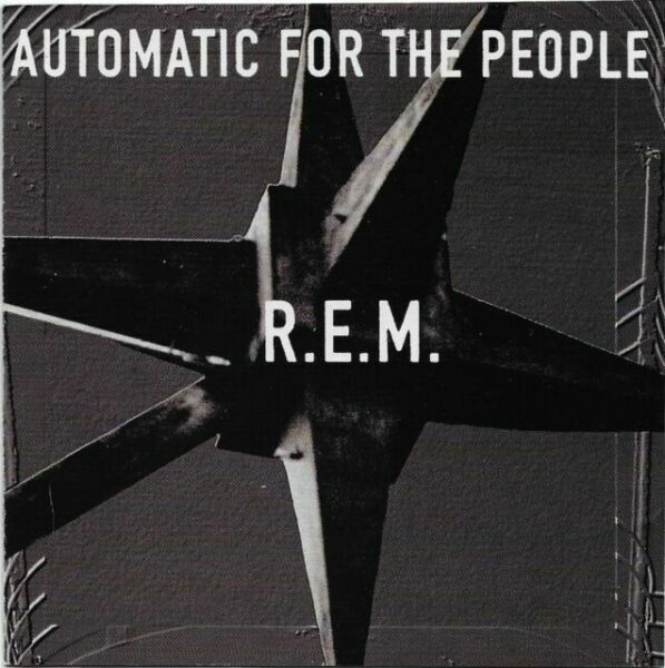 Automatic for the People by R.E.M. CD Sep 1992 Warner Bros. $3.00