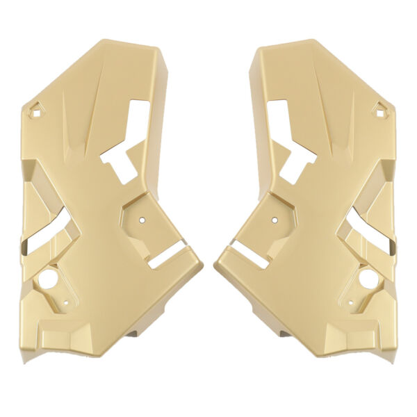 MT Gold Rear Central Door Trim Fit For 2017 2018 Can Am Maverick X3 Max s008 $59.00