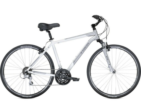 trek verve 3 bike  17.5quot;  Pearl White. New. Never used. 3 years old. $699.00