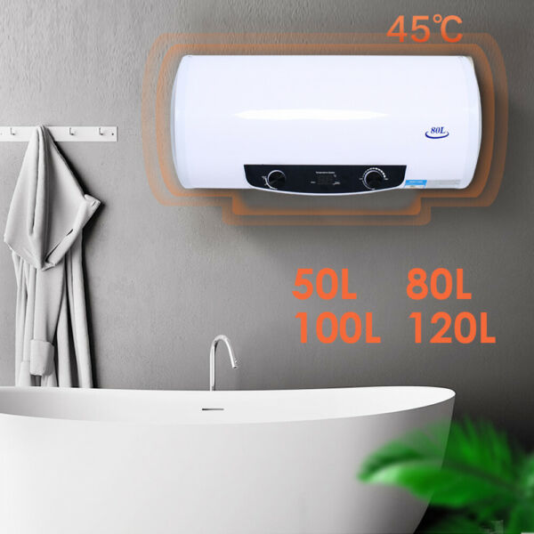 Electric Tank Instant Hot Water Heater Bathroom Shower 50L 3000W Power Saving US $126.02