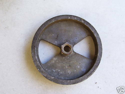 TORO SNOW BLOWER AUGER PULLEY    PART# - 23-7360 :