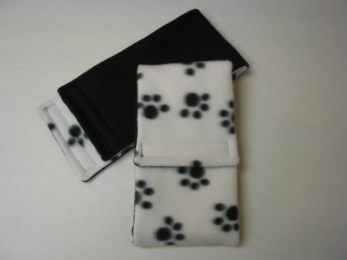 *Premium* Male Dog BELLY BANDS PAWS **ALL SIZES**PADDED $9.00