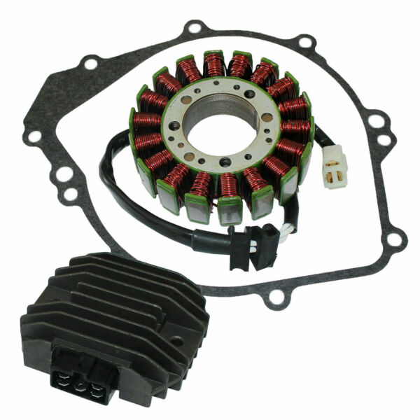 Stator amp; Regulator Rectifier for Yamaha R1 YZF R1 1999 2001 W Gasket $59.25