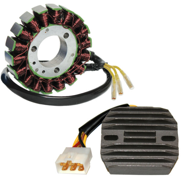 Stator amp; Regulator Rectifier for Kawasaki VN750 Vulcan 750 1986 2006 Motorcycle $59.85