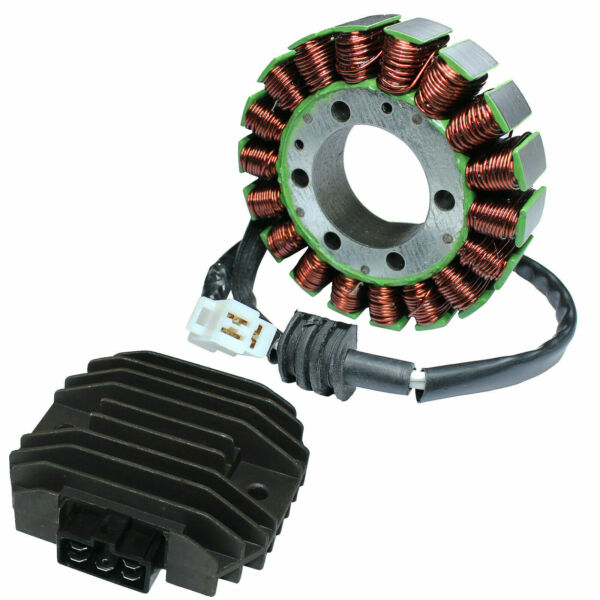 Stator amp; Regulator Rectifier for Yamaha R6 YZFR6 YZF R6 1999 2000 2001 2002 $49.85