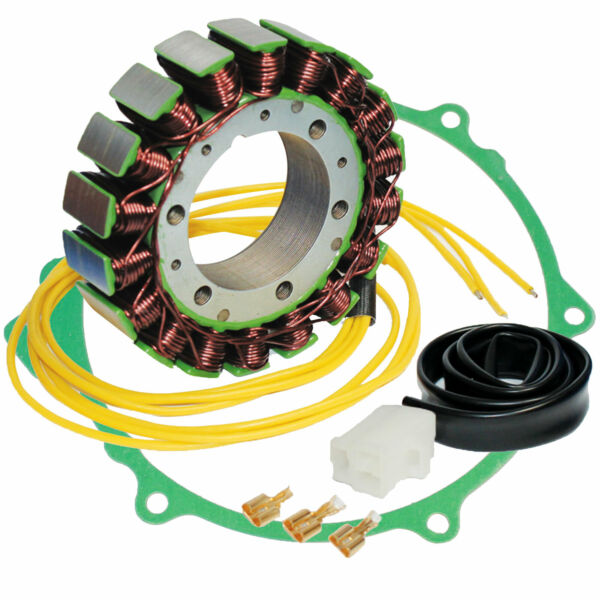 Caltric Stator and Gasket for Honda VF700C Magna 700 1984 1985 1986 1987 $56.70