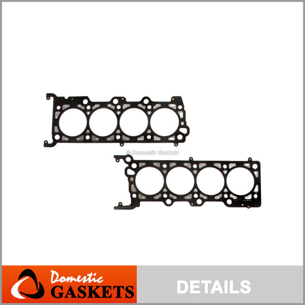 Left&Right Head Gaskets fit Ford Lincoln Mercury 4.6L 5.4L V8 2-Valves SOHC DOHC