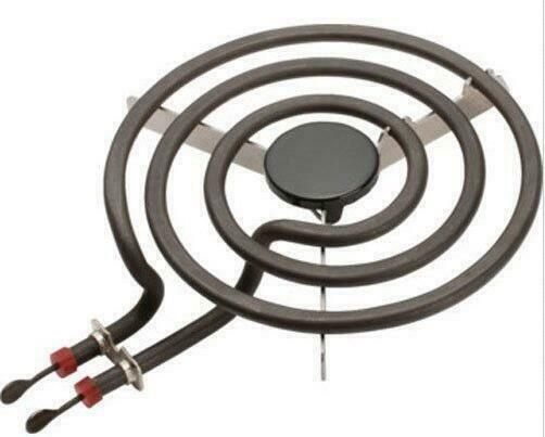 Electric Range Stove Burner Surface Element Replacement 6quot; 3 turn