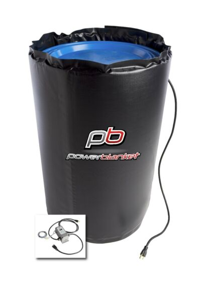 NEW Power blanket Electric Drum Heater BH30PRO