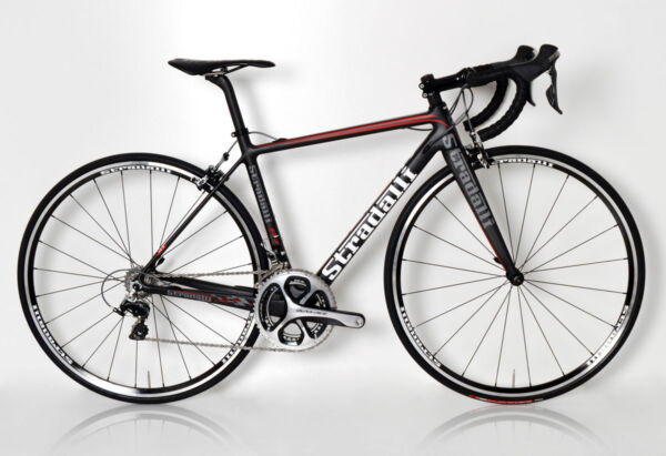 STRADALLI R7 CARBON ROAD BIKE BICYCLE 54CM SHIMANO DURA ACE 9000 11 SPEED LIGHT