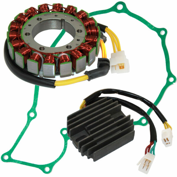 Stator amp; Gasket amp; Regulator for Honda VT600C Shadow 600 VLX 1991 1992 1993 1997 $73.85