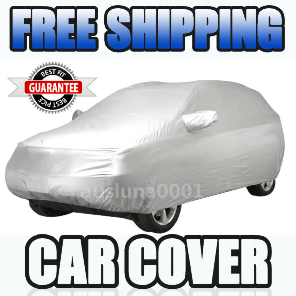 Waterproof Breathable Outdoor UV SNOW Protective Car Cover For Ford Chevrolet