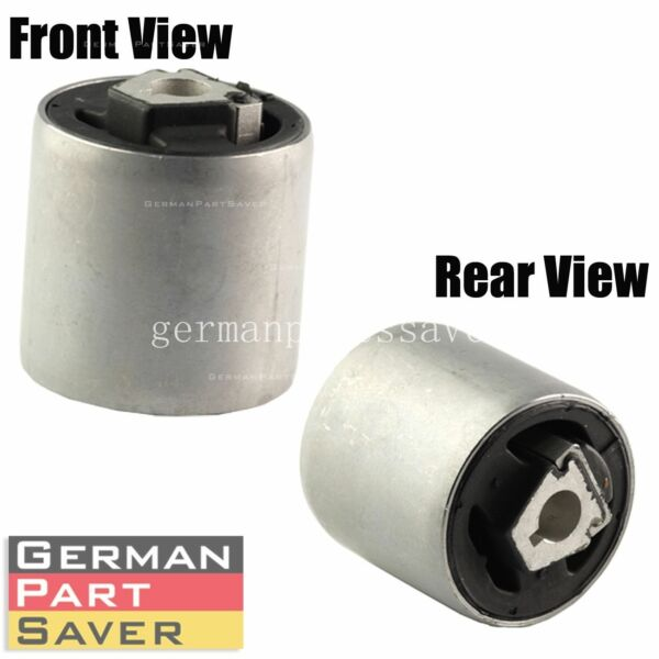 Front Lower Rearward Control Arm Bushing LeftRight for BMW X5 E53 2000-2006