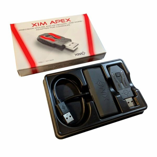 XIM APEX Precison Mouse Keyboard converter Adapter for Xbox One X 360 PS3 PS4 $135.80