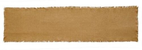 Burlap Runner Natural 13x48