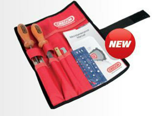 GENUINE Oregon Professional Maintenance Kit with 4.5mm File for .325