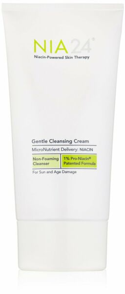 Nia24 Nia 24 Gentle Cleansing Cream - 5 oz  150 ml New Fresh - Authentic