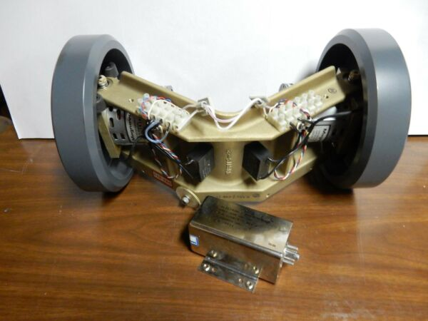 RAYTHEON TWO MOTOR ELECTRIC ASSEMBLY 6105 01 310 2626 MAGNAVOX MADE IN USA NEW $1500.00