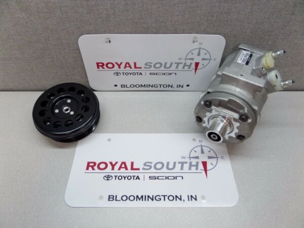 Toyota Sienna 04-06 Air Conditioning Compressor & Clutch Genuine OE OEM