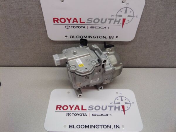 Toyota Prius 10-11 Electric Air Conditioning AC Compressor Genuine OE OEM