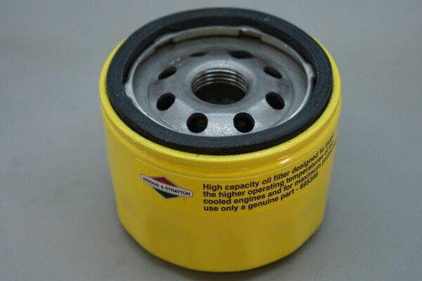 GENUINE BRIGGS amp; STRATTON PART # 696854 OIL FILTER EXTENDED LIFE $10.79