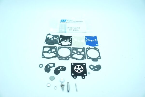 NEW GENUINE OEM WALBRO PART # K10 WAT CARBURETOR KIT; TRIMMER CARBURETOR KIT $8.99
