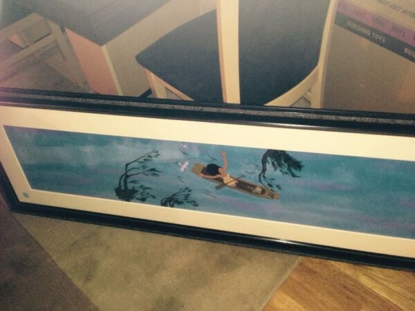 Pocahontas Key Production Background auctioned at Sotheby's Lot