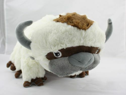 The Last Airbender Resource 20quot; Appa Avatar Stuffed Plush Doll Toy Kids Gift