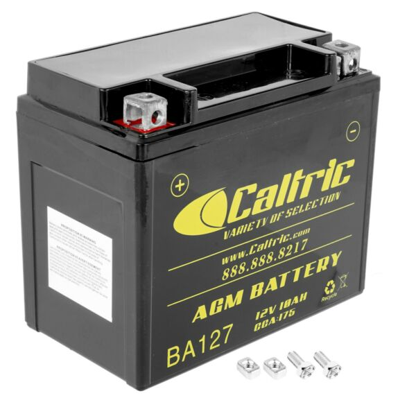 AGM Battery for Arctic Cat Dvx 250 2006 2008 250 2X4 Utility 2006 2009 $34.24