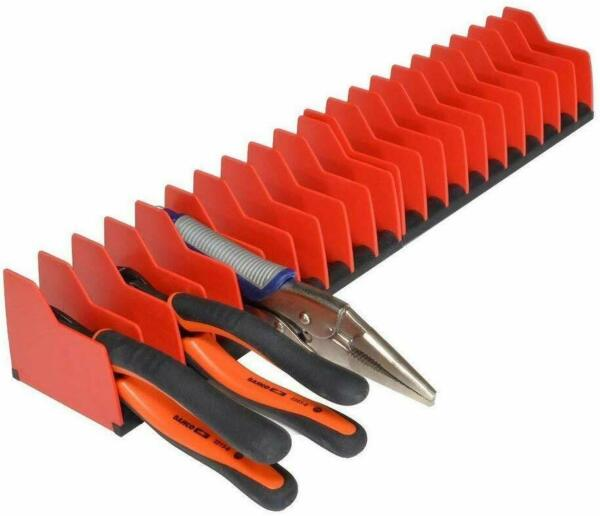 MLTOOLS Pliers Cutters Organizer Pro P8248 Made in USA