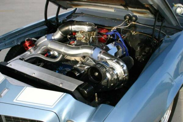 Procharger Chevy SBC BBC F-1C F-1R F1A94 Supercharger Serpentine Intercooled Kit