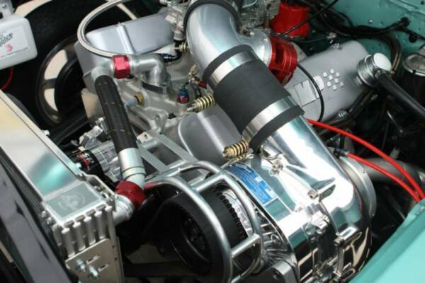 Procharger Chevy SBC BBC F-1X Supercharger Serpentine Intercooled Kit F1X