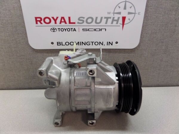 Scion xA xB Air Conditioning AC Compressor & Clutch Genuine OE OEM