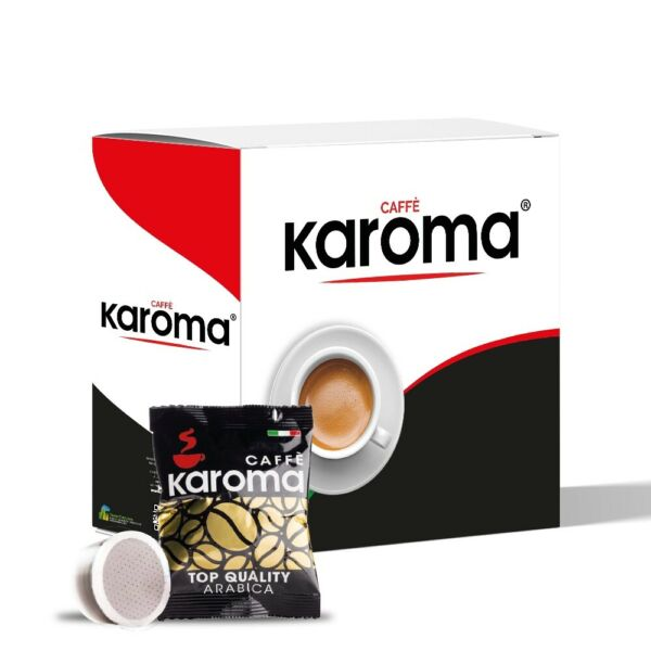 400 Capsules Compatible With Lavazza Espresso Point Pods. Top Quality Arabica