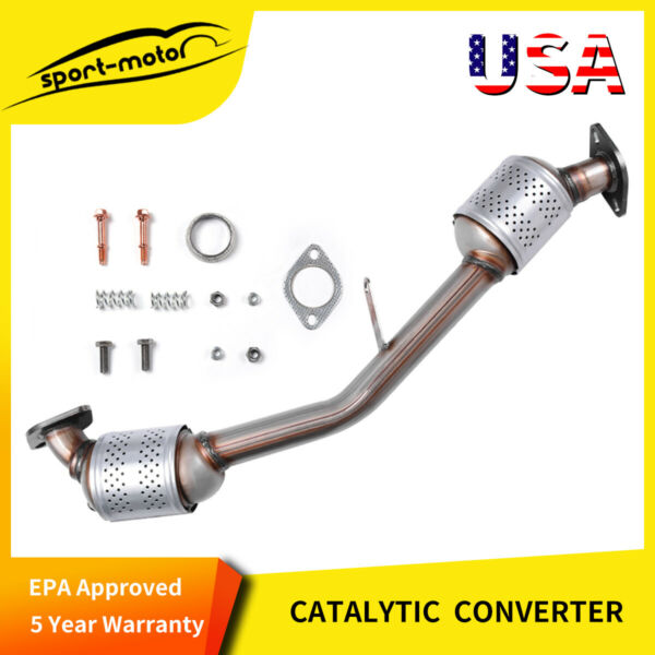 1999-2006 Subaru Forester 2.5L Direct Fit Catalytic Converter with Gaskets