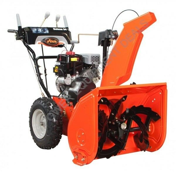 Ariens Deluxe ST24LE (24') 254cc Two-Stage Snow Blower 921045