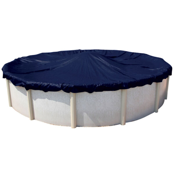 Harris Pool Products 10 Year Winter Cover for Above Ground Round Pools